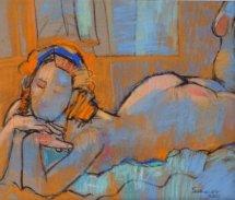 Orange Nude II