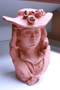 Rose Beuret, terracotta